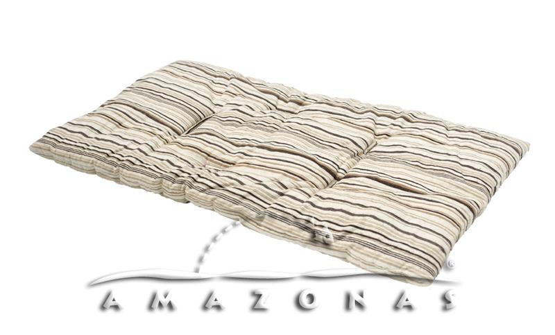 Decke Sunny cacao für AMAZONAS-Babyhängematten