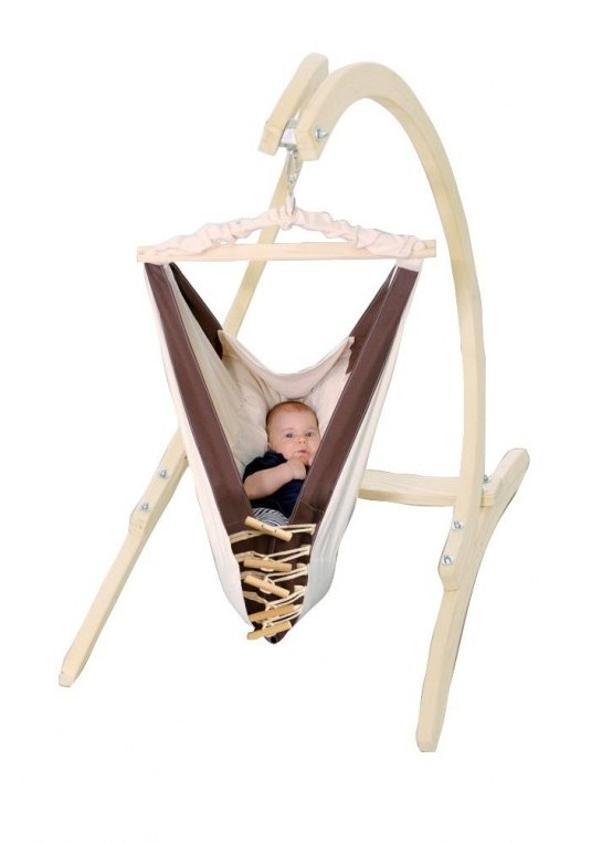 Hängemattengestell Carrello Baby - Kinder und Baby