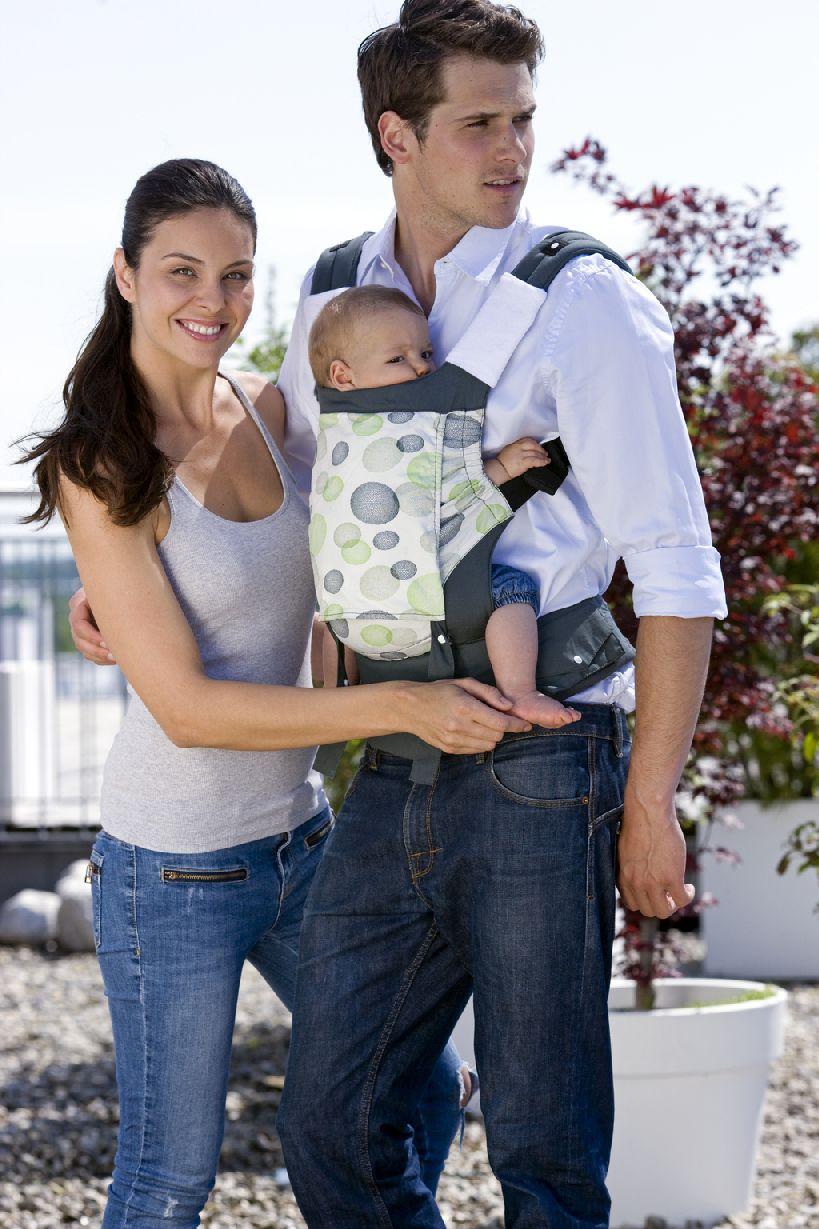 Babytragehilfe Smart Carrier tree