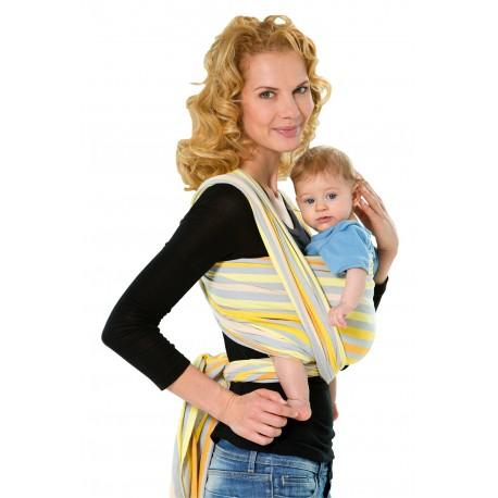 Babytragetuch Carry Sling Saffron - 450 cm
