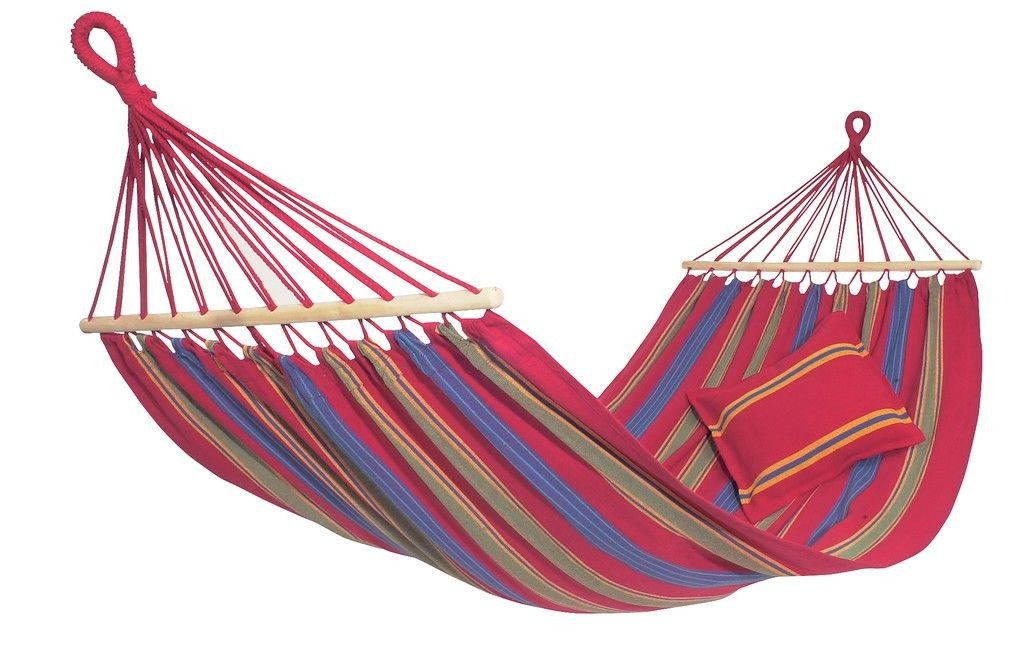 Hängematte Aruba cayenne