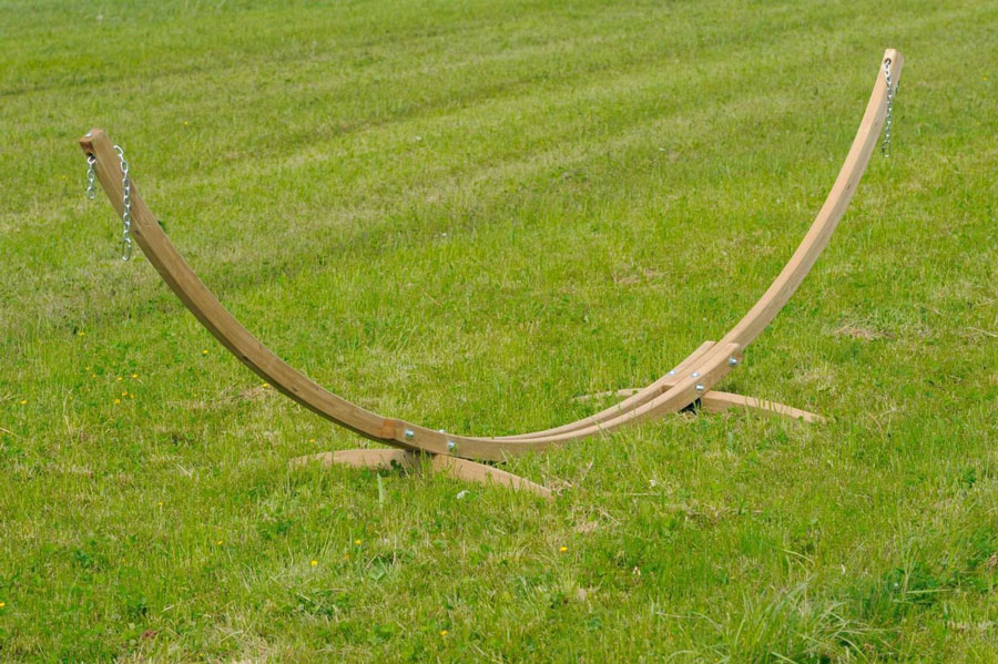 Set - Gestell Apollo + Stabhängematte Tonga Kolibri