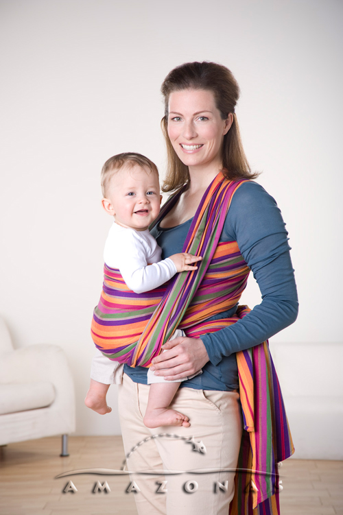 Tragetuch Carry Sling lollipop - 510 cm